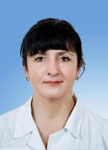 Антонова Елена Владимировна
